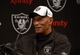 Dec 27, 2013; Alameda, CA, USA; Oakland Raiders former cornerback Willie Brown at press conference at Oakland Raiders Practice Facility. Mandatory Credit: Kirby Lee-USA TODAY Sports