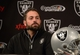 Dec 27, 2013; Alameda, CA, USA; Vittorio DeBartolo at press conference at Oakland Raiders Practice Facility. Mandatory Credit: Kirby Lee-USA TODAY Sports