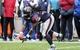 Dec 22, 2013; Houston, TX, USA; Houston Texans running back Deji Karim (39) makes a reception during the fourth quarter against the Denver Broncos at Reliant Stadium. Mandatory Credit: Troy Taormina-USA TODAY Sports
