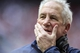 Dec 22, 2013; Houston, TX, USA; Denver Broncos head coach John Fox reacts after a play during the third quarter against the Houston Texans at Reliant Stadium. Mandatory Credit: Troy Taormina-USA TODAY Sports