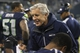 Dec 29, 2013; Seattle, WA, USA; Seattle Seahawks head coach Pete Carroll talks with players during the fourth quarter of a 29-7 victory against the St. Louis Rams at CenturyLink Field. Mandatory Credit: Joe Nicholson-USA TODAY Sports