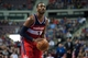 Dec 30, 2013; Auburn Hills, MI, USA; Washington Wizards point guard John Wall (2) shoots a free throw during the fourth quarter against the Detroit Pistons at The Palace of Auburn Hills. Washington won 106-99. Mandatory Credit: Tim Fuller-USA TODAY Sports
