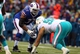 Dec 22, 2013; Orchard Park, NY, USA; Buffalo Bills tackle Cordy Glenn (77) against the Miami Dolphins at Ralph Wilson Stadium. Buffalo beats Miami 19 to 0.  Mandatory Credit: Timothy T. Ludwig-USA TODAY Sports