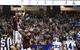 Dec 31, 2013; Atlanta, GA, USA; Texas A&M Aggies wide receiver Travis Labhart (15) celebrates a touchdown during the third quarter against the Duke Blue Devils in the 2013 Chick-fil-A Bowl at the Georgia Dome. Mandatory Credit: Daniel Shirey-USA TODAY Sports