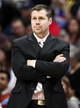 Jan 3, 2014; Denver, CO, USA; Memphis Grizzlies head coach David Joerger watches in the second quarter against the Denver Nuggets at the Pepsi Center. Mandatory Credit: Isaiah J. Downing-USA TODAY Sports