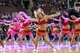 Jan 6, 2014; Philadelphia, PA, USA; Philadelphia 76ers dream team dancers perform during the fourth quarter against the Minnesota Timberwolves at the Wells Fargo Center. The Timberwolves defeated the Sixers 126-95. Mandatory Credit: Howard Smith-USA TODAY Sports