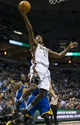Jan 7, 2014; Milwaukee, WI, USA; Milwaukee Bucks guard Brandon Knight (11) shoots the ball during the third quarter against the Golden State Warriors at BMO Harris Bradley Center. Mandatory Credit: Jeff Hanisch-USA TODAY Sports