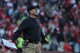 December 8, 2013; San Francisco, CA, USA; San Francisco 49ers head coach Jim Harbaugh argues during the fourth quarter against the Seattle Seahawks at Candlestick Park. The 49ers defeated the Seahawks 19-17. Mandatory Credit: Kyle Terada-USA TODAY Sports