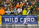 Jan 5, 2014; Green Bay, WI, USA; The NFC Wild Card Banner during the 2013 NFC wild card playoff football game at between the San Francisco 49ers and Green Bay Packers Lambeau Field.  San Francisco won 23-20.  Mandatory Credit: Jeff Hanisch-USA TODAY Sports