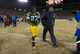 Jan 5, 2014; Green Bay, WI, USA; Green Bay Packers running back Eddie Lacy (27) walks off the field following the 2013 NFC wild card playoff football game against the San Francisco 49ers at Lambeau Field.  San Francisco won 23-20.  Mandatory Credit: Jeff Hanisch-USA TODAY Sports