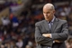 Jan 15, 2014; Philadelphia, PA, USA; Charlotte Bobcats head coach Steve Clifford watches the game during the fourth quarter against the Philadelphia 76ers at the Wells Fargo Center. The Sixers defeated the Bobcats 95-92. Mandatory Credit: Howard Smith-USA TODAY Sports