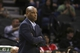 Jan 19, 2014; San Antonio, TX, USA; Milwaukee Bucks head coach Larry Drew watches from the sideline during the first half against the San Antonio Spurs at AT&T Center. Mandatory Credit: Soobum Im-USA TODAY Sports