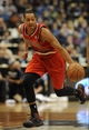 Feb 8, 2014; Minneapolis, MN, USA; Portland Trail Blazers guard C.J. McCollum (3) moves to the basket after a steal in the first quarter against the Minnesota Timberwolves at Target Center.  The Trail Blazers defeated the Wolves  117-110.  Mandatory Credit: Marilyn Indahl-USA TODAY Sports