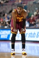 Feb 12, 2014; Auburn Hills, MI, USA; Cleveland Cavaliers point guard Kyrie Irving (2) during the first quarter against the Detroit Pistons at The Palace of Auburn Hills. Mandatory Credit: Tim Fuller-USA TODAY Sports