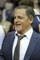 Feb 19, 2014; Cleveland, OH, USA; Cleveland Cavaliers owner Dan Gilbert smiles after a 101-93 win over the Orlando Magic at Quicken Loans Arena. Mandatory Credit: David Richard-USA TODAY Sports