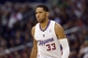 Mar 8, 2014; Los Angeles, CA, USA; Los Angeles Clippers forward Danny Granger (33) walks back down the court against the Atlanta Hawks during the third quarter at Staples Center. The Los Angeles Clippers defeated the Atlanta Hawks 109-108. Mandatory Credit: Kelvin Kuo-USA TODAY Sports