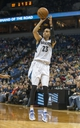Mar 9, 2014; Minneapolis, MN, USA; Minnesota Timberwolves shooting guard Kevin Martin (23) goes up for a shot in the second half against the Toronto Raptors at Target Center. The Raptors won 111-104. Mandatory Credit: Jesse Johnson-USA TODAY Sports