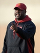Mar 11, 2014; Los Angeles, CA, USA; Southern California Trojans receivers coach Tee Martin at spring practice at Howard Jones Field. Mandatory Credit: Kirby Lee-USA TODAY Sports