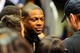 Mar 24, 2014; Atlanta, GA, USA; Actor Chris Tucker talks to fans after the game between the Phoenix Suns and the Atlanta Hawks at Philips Arena. The Suns defeated the Hawks 102-95. Mandatory Credit: Dale Zanine-USA TODAY Sports
