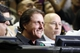 Mar 29, 2014; San Antonio, TX, USA; Pro golfer Phil Mickelson attends a game between the San Antonio Spurs and New Orleans Pelicans AT&T Center. The Spurs won 96-80. Mandatory Credit: Soobum Im-USA TODAY Sports