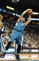 Apr 2, 2014; Minneapolis, MN, USA;  Minnesota Timberwolves forward Kevin Love (42) grabs a rebound in the fourth quarter against the Memphis Grizzlies at Target Center. The Wolves defeated the Grizzlies 102-88.  Mandatory Credit: Marilyn Indahl-USA TODAY Sports