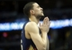 Apr 2, 2014; Denver, CO, USA; New Orleans Pelicans guard Austin Rivers (25) reacts during the second half against the Denver Nuggets at Pepsi Center.  The Nuggets won 137-107.  Mandatory Credit: Chris Humphreys-USA TODAY Sports