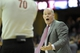 Apr 5, 2014; Cleveland, OH, USA; Charlotte Bobcats head coach Steve Clifford reacts in overtime against the Cleveland Cavaliers at Quicken Loans Arena. Mandatory Credit: David Richard-USA TODAY Sports