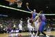 Apr 8, 2014; Atlanta, GA, USA; Detroit Pistons forward Jonas Jerebko (33) shoots the ball against the Atlanta Hawks in the second quarter at Philips Arena. Mandatory Credit: Brett Davis-USA TODAY Sports