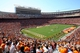 Apr 12, 2014; Knoxville, TN, USA; A general view Neyland Stadium during the Tennessee Volunteers orange and white spring game. Mandatory Credit: Randy Sartin-USA TODAY Sports