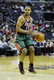 Apr 12, 2014; Washington, DC, USA; Milwaukee Bucks point guard Ramon Sessions (13) dribbles against the Washington Wizards during the second half at Verizon Center. The Wizards won 104-91. Mandatory Credit: Brad Mills-USA TODAY Sports