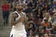 Apr 13, 2014; Sacramento, CA, USA; Sacramento Kings center DeMarcus Cousins (15) reacts after being called for a technical foul during the fourth quarter of the game against the Minnesota Timberwolves at Sleep Train Arena. The Sacramento Kings defeated the Minnesota Timberwolves 106-103. Mandatory Credit: Ed Szczepanski-USA TODAY Sports
