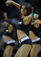 Apr 16, 2014; Boston, MA, USA; The Boston Celtics dancers perform during the second half against the Washington Wizards at TD Garden. Mandatory Credit: Bob DeChiara-USA TODAY Sports