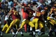 Apr 19, 2014; Los Angeles, CA, USA; Southern California quarterback Cody Kessler (6) throws the ball during the Southern California Spring Game at Los Angeles Memorial Coliseum. Mandatory Credit: Kelvin Kuo-USA TODAY Sports