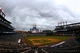 May 6, 2014; Denver, CO, USA;  A general view of Coors Field prior to the game between the Texas Rangers and the Colorado Rockies. Mandatory Credit: Isaiah J. Downing-USA TODAY Sports