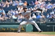May 4, 2014; Kansas City, MO, USA; Detroit Tigers pitcher Al Alburquerque (62) delivers a pitch against the Kansas City Royals during the ninth inning at Kauffman Stadium. Mandatory Credit: Peter G. Aiken-USA TODAY Sports