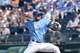 May 4, 2014; Kansas City, MO, USA; Kansas City Royals pitcher Greg Holland (56) delivers a pitch against the Detroit Tigers during the ninth inning at Kauffman Stadium. Mandatory Credit: Peter G. Aiken-USA TODAY Sports