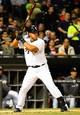 May 9, 2014; Chicago, IL, USA; Chicago White Sox first baseman Jose Abreu (79) during the fourth inning at U.S Cellular Field. Mandatory Credit: Mike DiNovo-USA TODAY Sports