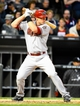 May 9, 2014; Chicago, IL, USA; Arizona Diamondbacks first baseman Paul Goldschmidt (44) during the fourth inning at U.S Cellular Field. Mandatory Credit: Mike DiNovo-USA TODAY Sports