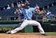 May 28, 2014; Kansas City, MO, USA; Kansas City Royals pitcher Greg Holland (56) delivers a pitch against the Houston Astros during the ninth inning at Kauffman Stadium. The Astros beat the Royals 9-3. Mandatory Credit: Peter G. Aiken-USA TODAY Sports