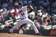 May 29, 2014; Minneapolis, MN, USA; Minnesota Twins relief pitcher Matt Guerrier (54) delivers a pitch in the ninth inning against the Texas Rangers at Target Field. The Rangers won 5-4. Mandatory Credit: Jesse Johnson-USA TODAY Sports