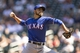May 29, 2014; Minneapolis, MN, USA; Texas Rangers relief pitcher Joakim Soria (28) delivers a pitch in the ninth inning against the Minnesota Twins at Target Field. The Rangers won 5-4. Mandatory Credit: Jesse Johnson-USA TODAY Sports
