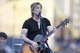 Jun 7, 2014; Pittsburgh, PA, USA;  Performing artist John Rzeznik of the band Goo Goo Dolls performs during a post-game concert after the Milwaukee Brewers defeated the Pittsburgh Pirates at PNC Park. The Brewers won 9-3. Mandatory Credit: Charles LeClaire-USA TODAY Sports