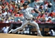 June 8, 2014; Anaheim, CA, USA; Chicago White Sox relief pitcher Javy Guerra (41) pitches the fifth inning against the Los Angeles Angels at Angel Stadium of Anaheim. Mandatory Credit: Gary A. Vasquez-USA TODAY Sports