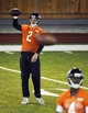 Jun 17, 2014; Lake Forest, IL, USA; Chicago Bears quarterback Jordan Palmer (2) during Chicago Bears minicamp at Halas Hall. Mandatory Credit: David Banks-USA TODAY Sports