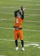 Jun 17, 2014; Lake Forest, IL, USA;  Chicago Bears quarterback Jay Cutler (6) during Chicago Bears minicamp at Halas Hall. Mandatory Credit: David Banks-USA TODAY Sports
