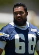 Jun 18, 2014; San Diego, CA, USA; San Diego Chargers defensive tackle Tenny Palepoi (68) at minicamp at Chargers Park. Mandatory Credit: Kirby Lee-USA TODAY Sports
