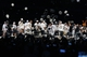 Jun 18, 2014; San Antonio, TX, USA; San Antonio Spurs players celebrate during NBA championship celebrations at Alamodome. Mandatory Credit: Soobum Im-USA TODAY Sports
