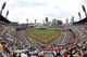 Jul 6, 2014; Pittsburgh, PA, USA; A general view of the game between the Pittsburgh Pirates and the Philadelphia Phillies during the fourth inning against at PNC Park. The Pirates won 6-2. Mandatory Credit: Charles LeClaire-USA TODAY Sports