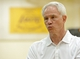 Jul 24, 2014; El Segundo, CA, USA; Los Angeles Lakers general manager Mitch Kupchak during a press conference at theToyota Sports Center. Mandatory Credit: Jayne Kamin-Oncea-USA TODAY Sports