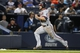 Aug 8, 2014; Atlanta, GA, USA; Washington Nationals left fielder Kevin Frandsen (19) scores a run against the Atlanta Braves in the seventh inning at Turner Field. Mandatory Credit: Brett Davis-USA TODAY Sports